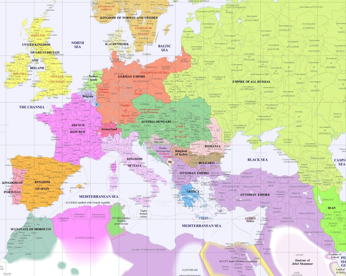 History Europe Since UNLV - Poland map quiz