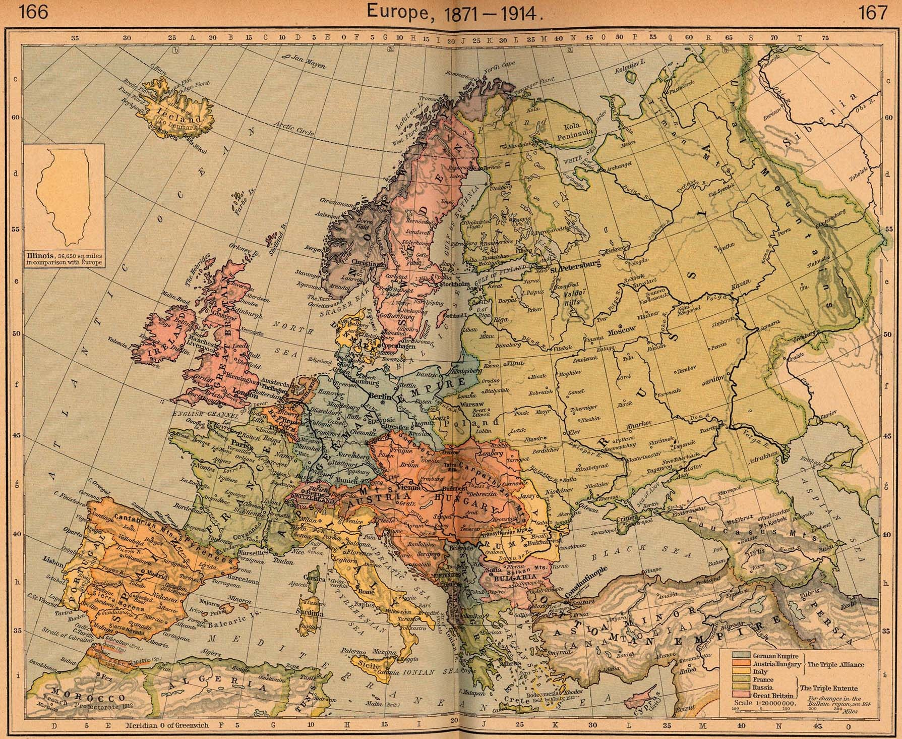 1920s Europe Map.History 464 Europe Since 1914 Unlv